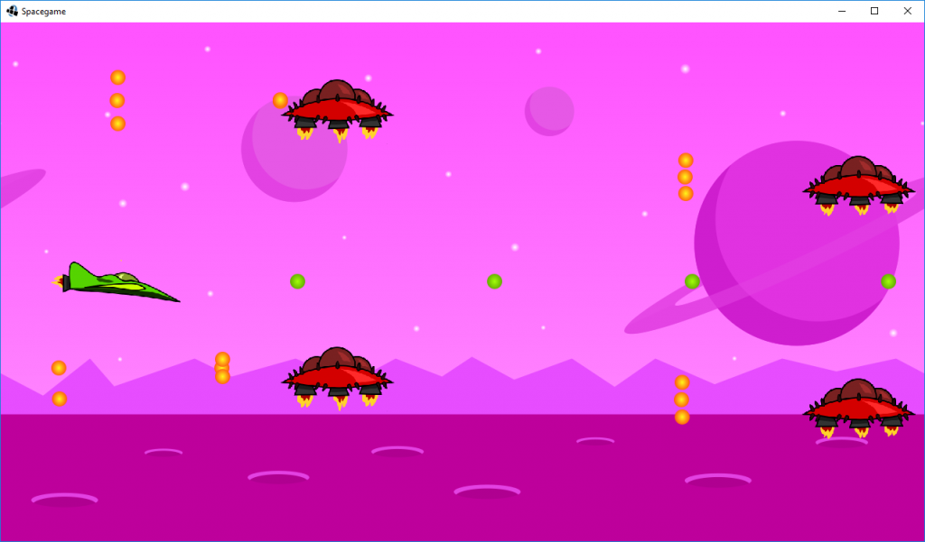 A Game A Month #1: Shoot'em Up using LibGDX – A Game A Month